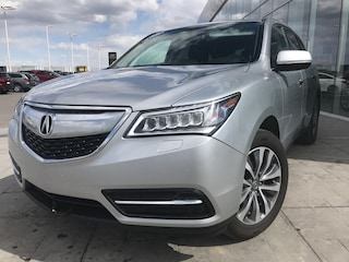 2015 Acura MDX 3.5L Technology Package/Leather/ Sunroof SUV