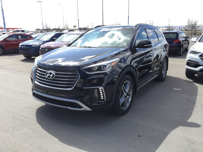 2018 Hyundai Santa Fe Limited - Fully Loaded!!! SUV