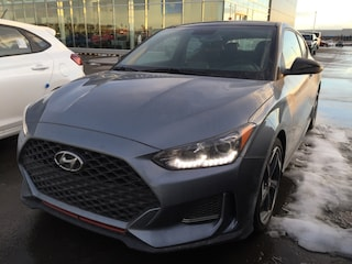 2019 Hyundai Veloster Turbo Tech w/Two-Tone Paint Hatchback