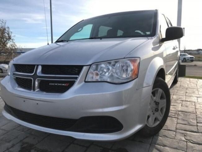 2012 Dodge Grand Caravan Used Minivan For Sale Calgary Ab Stock