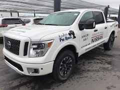 2019 Nissan Titan PRO-4X - DEMO BONUS SAVINGS Truck Crew Cab