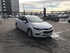 2017 Chevrolet Cruze LT | AUTOMATIC | HTD SEATS | *LOW KM* Sedan