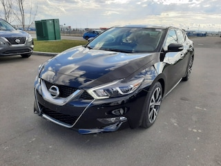 2017 Nissan Maxima SL | SUNROOF | NAV | LEATHER | *LOW KM* Sedan