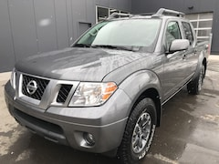 2019 Nissan Frontier PRO-4X | LEATHER | SUNROOF | NAV | *GREAT DEAL* Truck Crew Cab