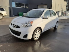 2019 Nissan Micra SV | AUTOMATIC | HTD SEATS | *GREAT DEAL* Hatchback