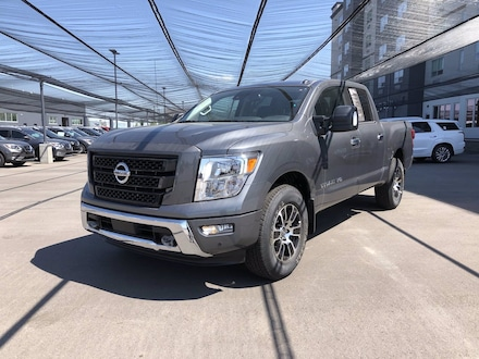 2020 Nissan Titan SV-MARCH DEMO Managers special Truck Crew Cab