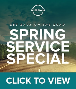 May Spring Service Special