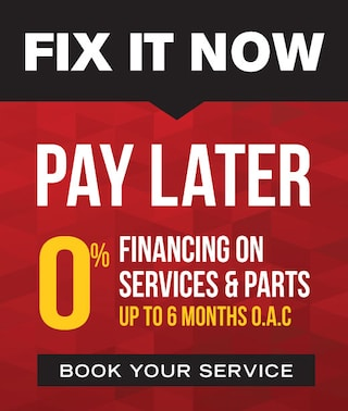 Fix It Now, Pay Later