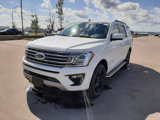 2021 Ford Expedition XLT   4X4   LEATHER   ***LOW KM*** SUV
