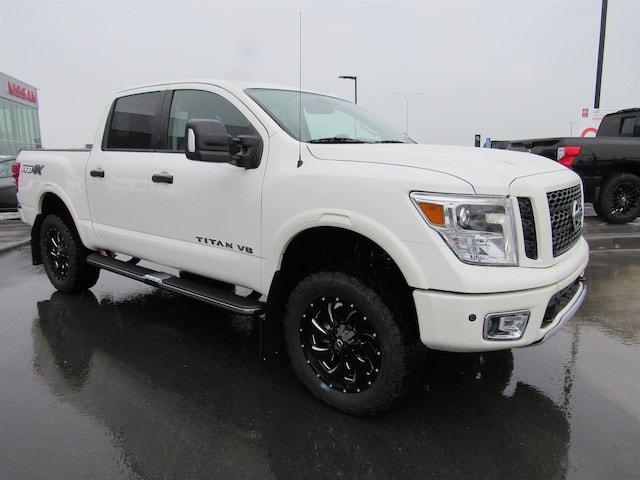 2018 Nissan Titan New Truck for Sale | Calgary, AB - Stock