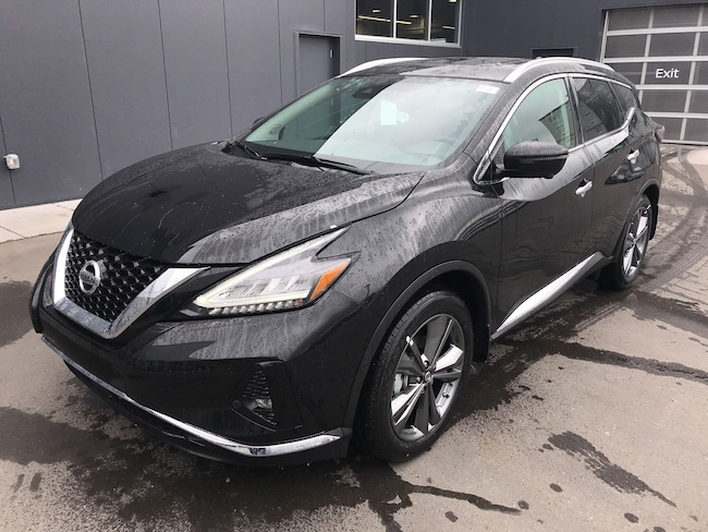 2019 Nissan Murano Platinum **Bonus All Weather Package Included!** Wagon