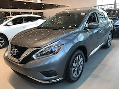 2018 Nissan Murano S **Demo Savings** SUV