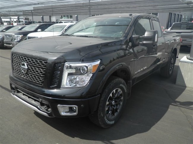 2018 Nissan Titan PRO-4X - Demo Savings ! Truck