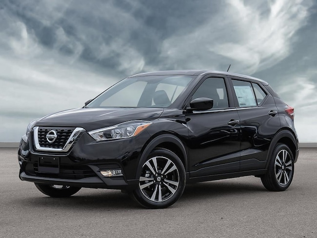 2019 Nissan Kicks SV Hatchback