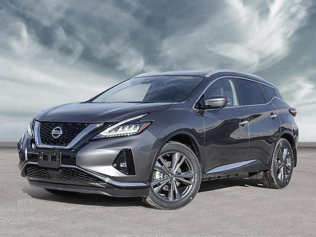 2019 Nissan Murano Platinum Wagon