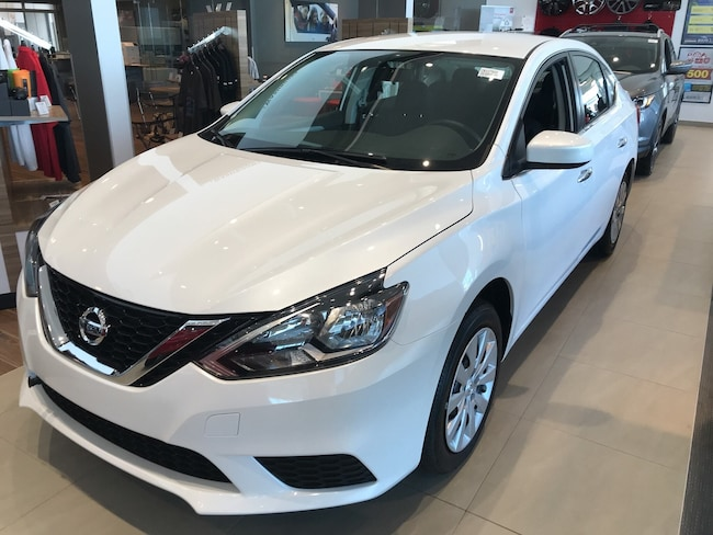 2019 Nissan Sentra 1.8 S **Bonus All Weather Package Included! Sedan