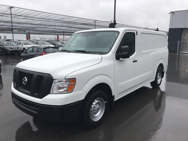 2019 Nissan NV Cargo NV1500 S V6 Van