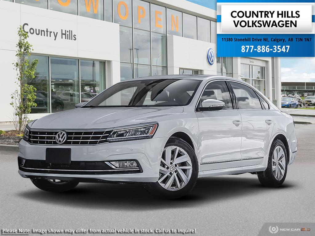 2018 Volkswagen Passat Comfortline 2.0T 6sp at w/Tip Sedan