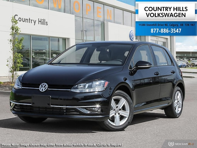 New 2019 Volkswagen Golf For Sale at Country Hills