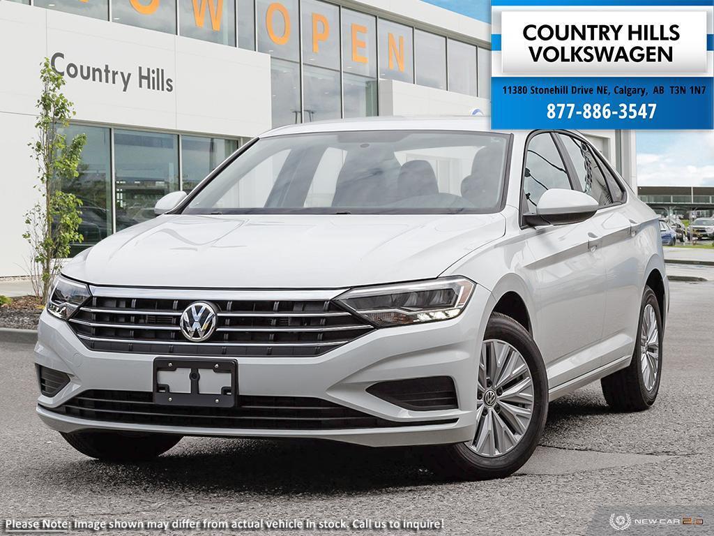 2019 Volkswagen Jetta Comfortline 1.4t 8sp at w/Tip Sedan