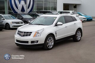 2011 Cadillac SRX AWD V6 Premium 1SF **$249 B/W**DVD!!Short Term Fin SUV