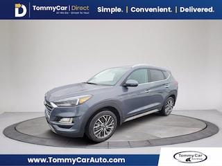 2021 Hyundai Tucson Limited Limited AWD