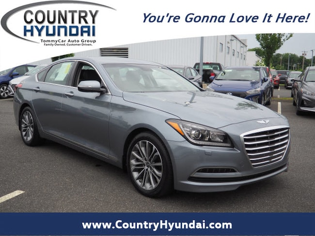 2016 Hyundai Genesis 3.8L Sedan For Sale in Northampton, MA