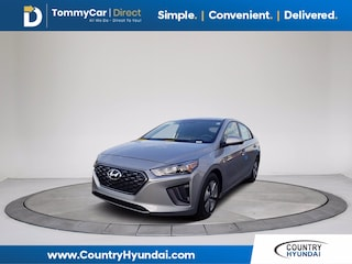 2020 Hyundai Ioniq Hybrid Blue Hatchback For Sale In Northampton, MA