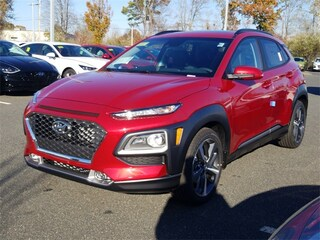 2021 Hyundai Kona Limited SUV For Sale In Northampton, MA