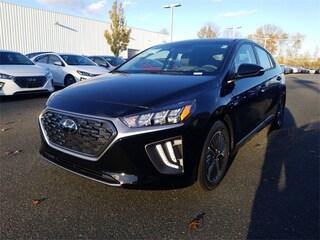 2020 Hyundai Ioniq Plug-In Hybrid SEL Hatchback For Sale In Northampton, MA