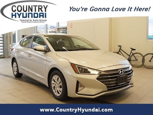2019 Hyundai Elantra SE Sedan For Sale in Northhampton, MA