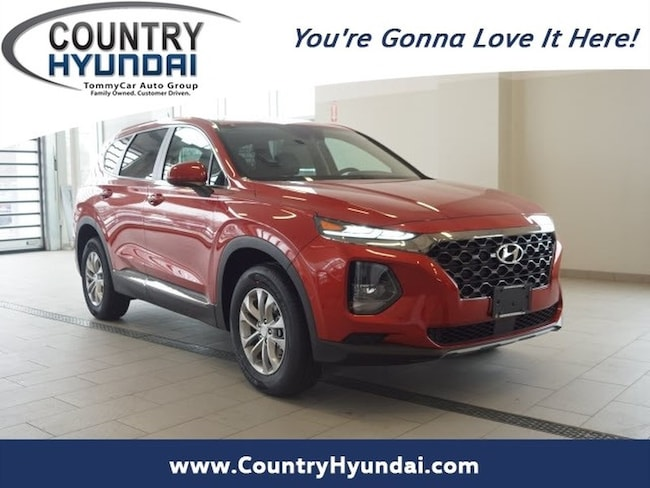 2019 Hyundai Santa Fe SE SUV For Sale in Northhampton, MA