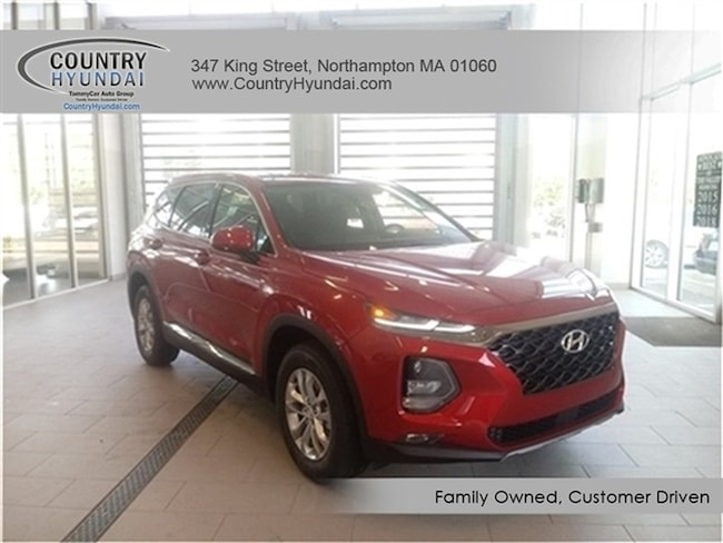 2019 Hyundai Santa Fe SEL SUV For Sale in Northhampton, MA