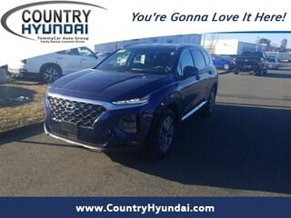 2020 Hyundai Santa Fe SEL 2.4 SUV For Sale In Northampton, MA