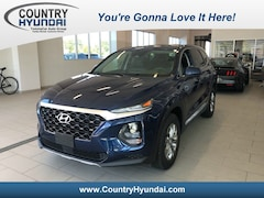 2019 Hyundai Santa Fe SE SUV For Sale In Northampton, MA