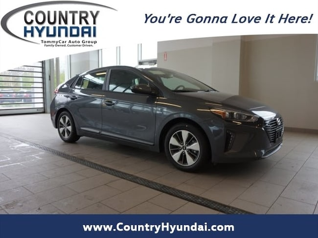 2019 Hyundai Ioniq Plug-In Hybrid Hatchback For Sale in Northhampton, MA