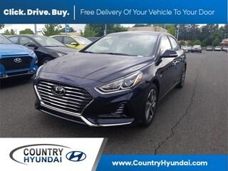 2019 Hyundai Sonata Plug-In Hybrid Base Sedan For Sale In Northampton, MA