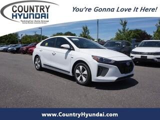2019 Hyundai Ioniq Plug-In Hybrid Hatchback For Sale In Northampton, MA