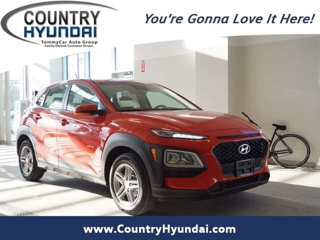 2019 Hyundai Kona SE SUV For Sale in Northhampton, MA