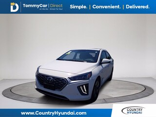 2020 Hyundai Ioniq Hybrid Limited Hatchback For Sale In Northampton, MA