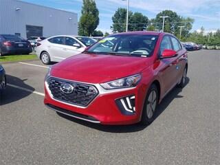 2020 Hyundai Ioniq Hybrid SE Hatchback For Sale In Northampton, MA