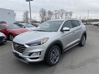 2020 Hyundai Tucson Limited SUV For Sale In Northampton, MA