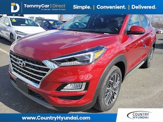 2021 Hyundai Tucson Limited SUV For Sale In Northampton, MA