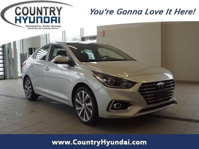 2019 Hyundai Accent Limited Sedan For Sale in Northhampton, MA