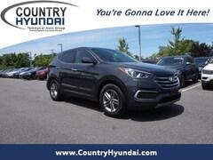 2018 Hyundai Santa Fe Sport 2.4L SUV For Sale In Northampton, MA