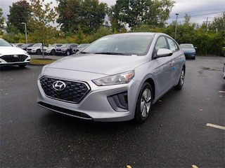 2020 Hyundai Ioniq Hybrid Blue Hatchback For Sale In Northampton, MA
