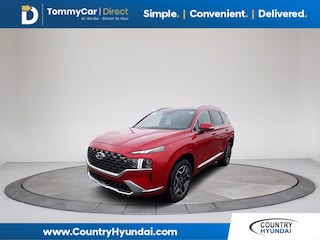 2021 Hyundai Santa Fe Calligraphy SUV For Sale In Northampton, MA