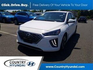 2020 Hyundai Ioniq Hybrid Limited Hatchback For Sale In Northampton, MA