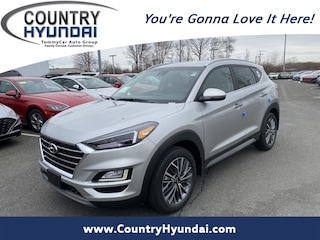 2020 Hyundai Tucson Limited SUV For Sale In Northampton, MA