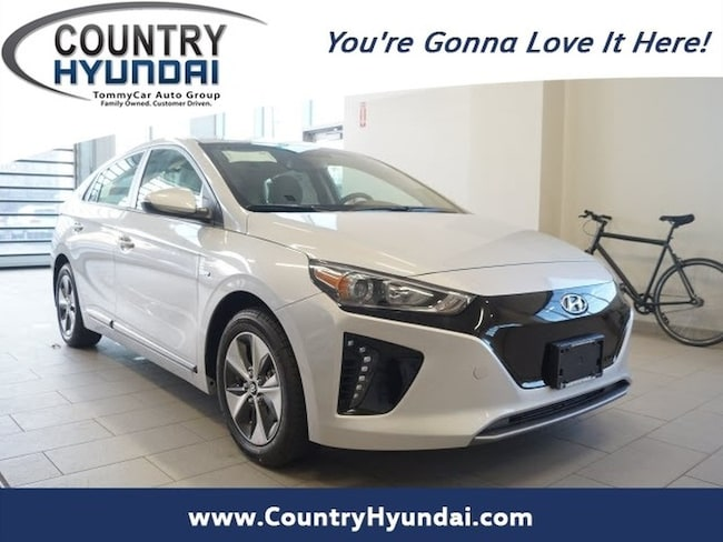 2019 Hyundai Ioniq EV Hatchback For Sale in Northhampton, MA